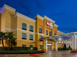 Best Western Plus JFK Inn and Suites, boutique hotel in Houston