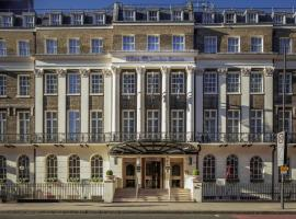 Hilton London Euston, hotel in Kings Cross St Pancras, London
