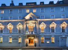 Marrol's Boutique Hotel, hotel in Bratislava