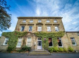 Healds Hall Hotel, hotel near Yorkshire Sculpture Park, Cleckheaton