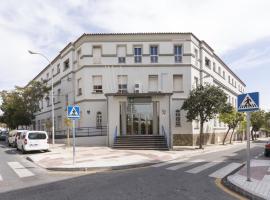 Albergue Inturjoven Malaga, hostelli Malagassa