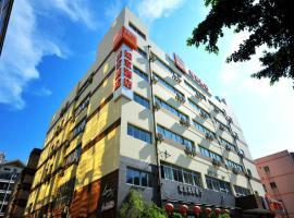 Home Inn Xiamen Airport Malong, hotel near Xiamen Gaoqi International Airport - XMN,