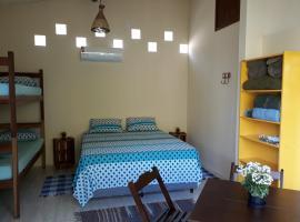 Chalés Paraty Marias, accessible hotel in Paraty