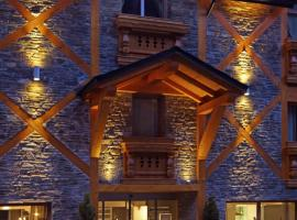 Hotel & Spa Xalet Bringue, hotel in Ordino