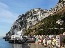 The Caleta Hotel Health, Beauty & Conference Centre, hotel in Gibraltar