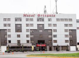 Hotel Britania San Borja, hotel in Lima