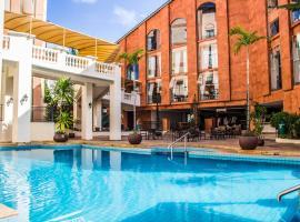 Rio Quente Resorts - Giardino Suites, hotel in Rio Quente