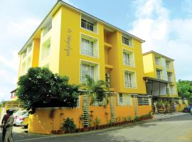Le Magnifique, hotel near Goa Medical College, Porvorim