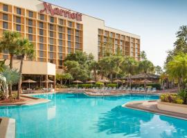 Marriott Orlando Airport Lakeside, hotel near Orlando International Airport - MCO,