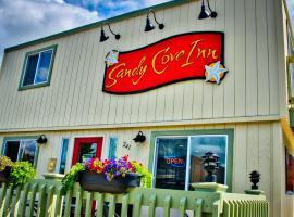 Sandy Cove Inn, motel in Seaside