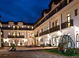 Hotel King, hotel in Târgovişte