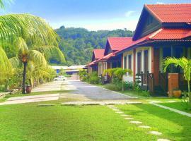 Jasmine Villa, vacation rental in Pantai Cenang