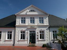 Ringhotel Residenz Wittmund, Hotel in der Nähe von: Deutsches Sielhafenmuseum, Wittmund
