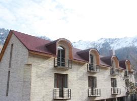 Hotel Gergeti, hotel in Kazbegi