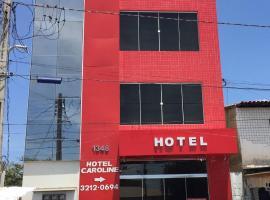 Hotel Caroline, hotel in Timon