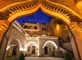 Roma Cave Suite, отель в Гёреме