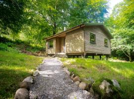 Woodland Cabins, Glencoe, vacation home in Ballachulish