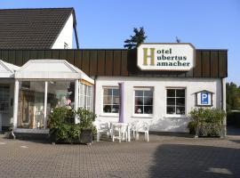 Hotel Hubertus Hamacher, hotel near Grotenburg Stadium, Willich