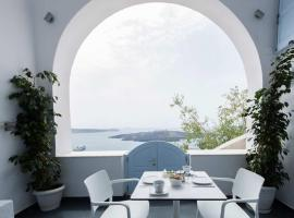 Kastro Suites, hotel near Museum of Prehistoric Thera, Fira
