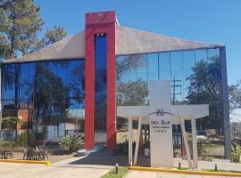 Del Sur Hotel-Museo, hotel in Encarnación