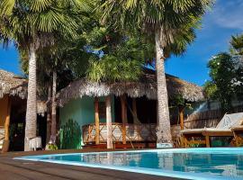 Casa Terra Patris Atelier, hotel with pools in Barra Grande