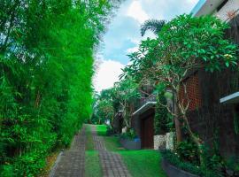 Royal Nyanyi Villa, отель в городе Танах-Лот