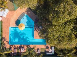 Pousada Villa Maeva Itacimirim, hotel near Baleia Jubart Institute, Itacimirim