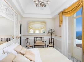 Luxury Villa Excelsior Parco, отель в Капри
