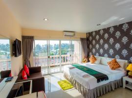 Surin Sunset Hotel, hotel in Surin Beach