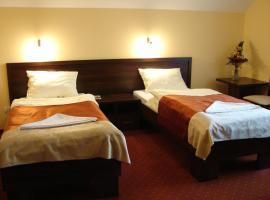 Zajazd Dębina – hotel w Żywcu