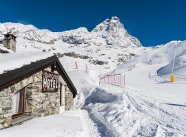 Hotel Baita Cretaz, Hotel in der Nähe von: Matterhorn, Breuil-Cervinia