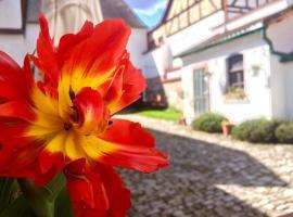 3 Seiten Ferienwohnung, Hotel in Jena
