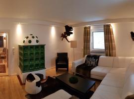 Jagd trifft Moderne, mit Sauna, hotel in Annaberg im Lammertal