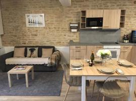 Le Petit Faubourg, appartement à Beaune