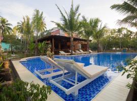 Phu Quoc Green Land, resort in Phu Quoc