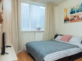 Cozy Tiny Apartment N2 near MSU, hotel in Moscow