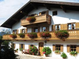 Haus Schmiederer, Hotel in der Nähe von: Gondelbahn Winkelmoosalm, Reit im Winkl