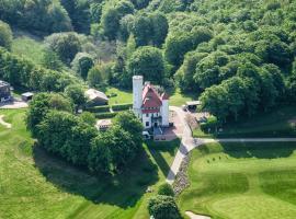 Hotel Schloss Ranzow, Hotel in der Nähe von: Kreideküste Nationalpark Jasmund, Lohme