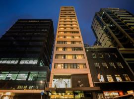 Quest on Johnston Serviced Apartments, apartment in Wellington