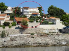 Apartments by the sea Puntinak, Brac - 718, room in Selca