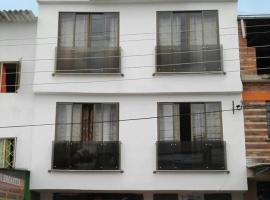 Hotel Zafiro Real, hotel en Anapoima