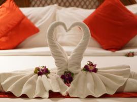 Am Samui Resort, hotel i nærheden af Ko Samui Hospital, Taling Ngam Beach