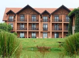 Tamboho Boutik Hotel, отель в Антананариву