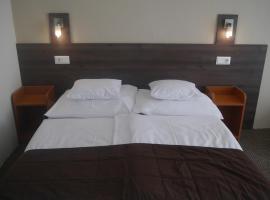 Hotel Tagore, отель в Балатонфюреде