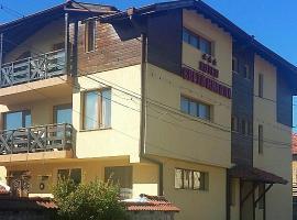 Hotel Saint Nicola, hotel in Banya