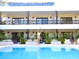 Xcacel Dreams, hotel in Chemuyil
