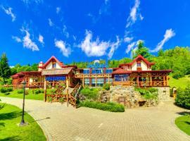 Отель Славянка, отель в Славском
