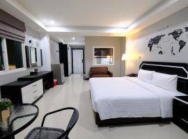 The Tung, отель в городе Южная Паттайя