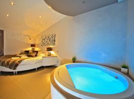 La Chaize - Suites & Spas, hôtel à Noirmoutier-en-l'lle