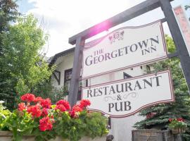 The Georgetown Inn, B&B/chambre d'hôtes à Canmore